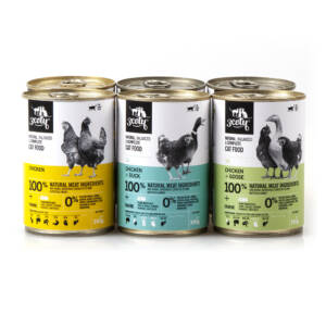 3coty 74.A Multipack for Adult Cats 6 x 390g