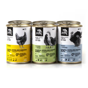 3coty 74.B Multipack for Adult Cats 6 x 390g