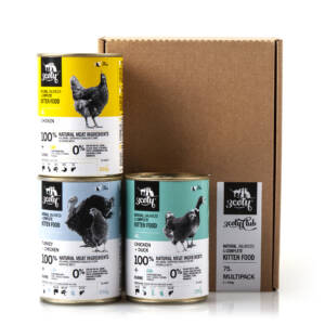 3coty 75.A Multipack for Kittens 6 x 390g