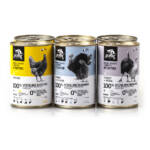 3coty 75.A Multipack for Kittens 6 x 390g. NATURAL, BALANCED & COMPLETE KITTEN FOOD.100% NATURAL MEAT INGREDIENTS and animal derivatives cooked in its own nutritious broth.