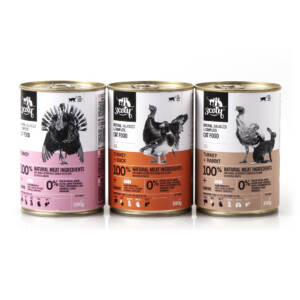 3coty 74.D Multipack for Adult Cats 6 x 390g