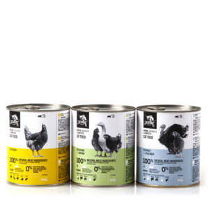 3coty 76.B Multipack for Adult Cats 3 x 780g