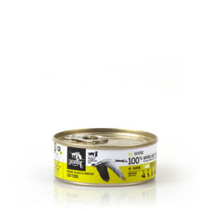 3coty 06. Goose 080g natural monoprotein cat food