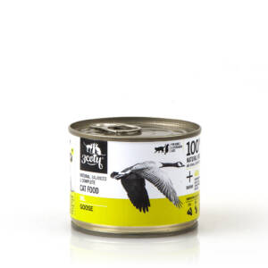 3coty 06. Goose 180g natural monoprotein cat food