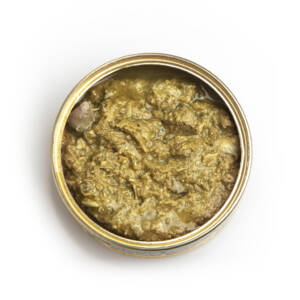 3coty 02. Chicken and Spirulina 080g natural monoprotein cat food